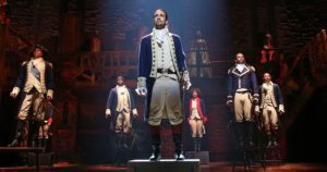 """Hamilton: An American Musical"" was created by Lin-Manuel Miranda, who played the role of Alexander Hamilton until July 2016. The musical about the life of U.S. Founding Father won 11 Tony awards in June. Photo courtesy of thenerdleague.com."