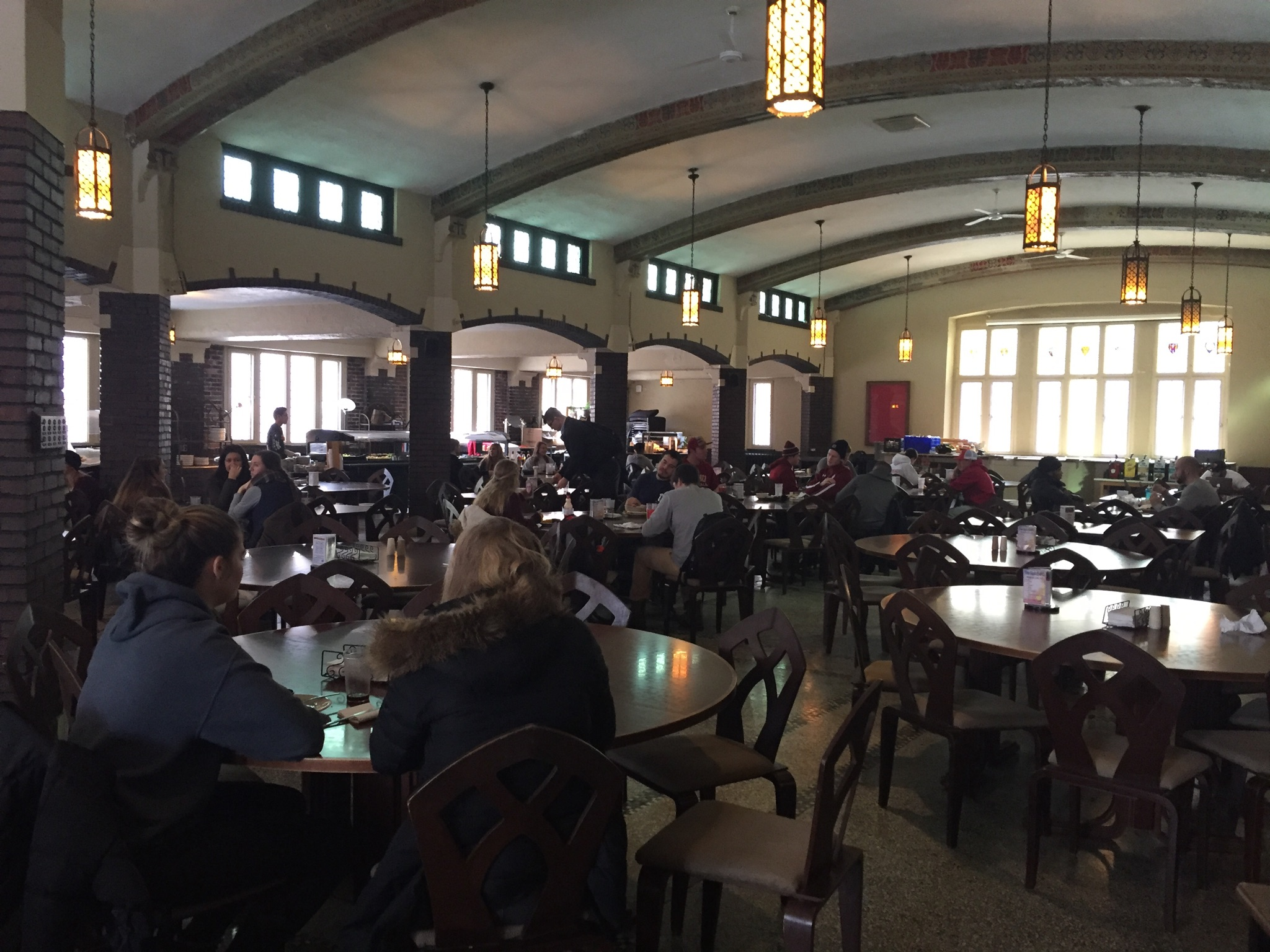 SHU begins dining hall expansion | Setonian Online