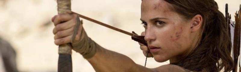 Thoughts on the First Lara Croft Trailer