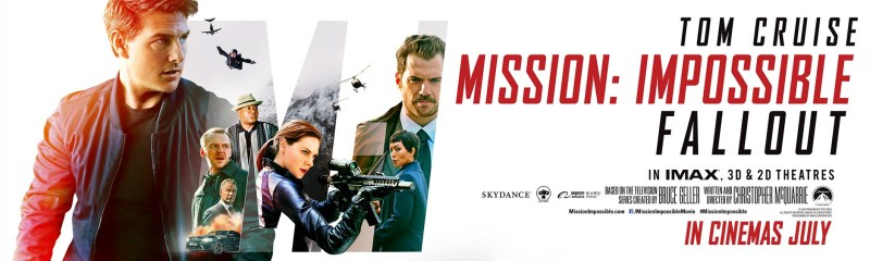 Mission: Impossible – Fallout – Review
