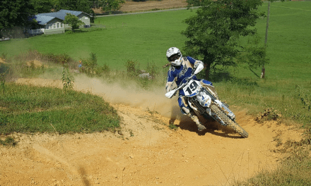 Volunteer Hare Scramble Flyer