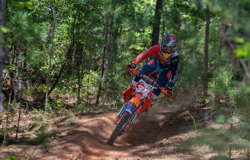Cherokee National Enduro Registration Tonight!