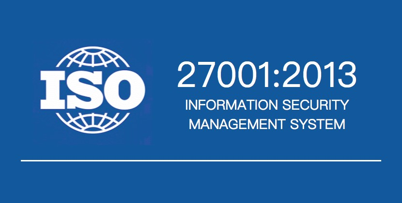 ISO-27001 - information security management system standard