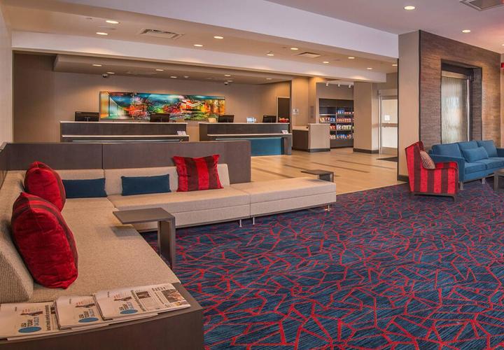 Fairfield Inn & Suites Interior
