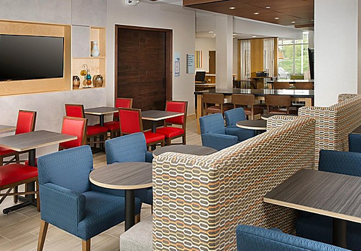 Holiday Inn Express Interior