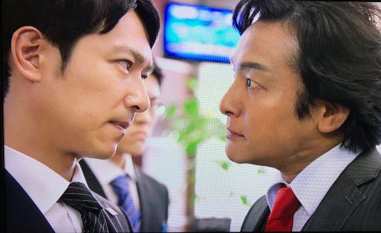 黒崎vs半沢