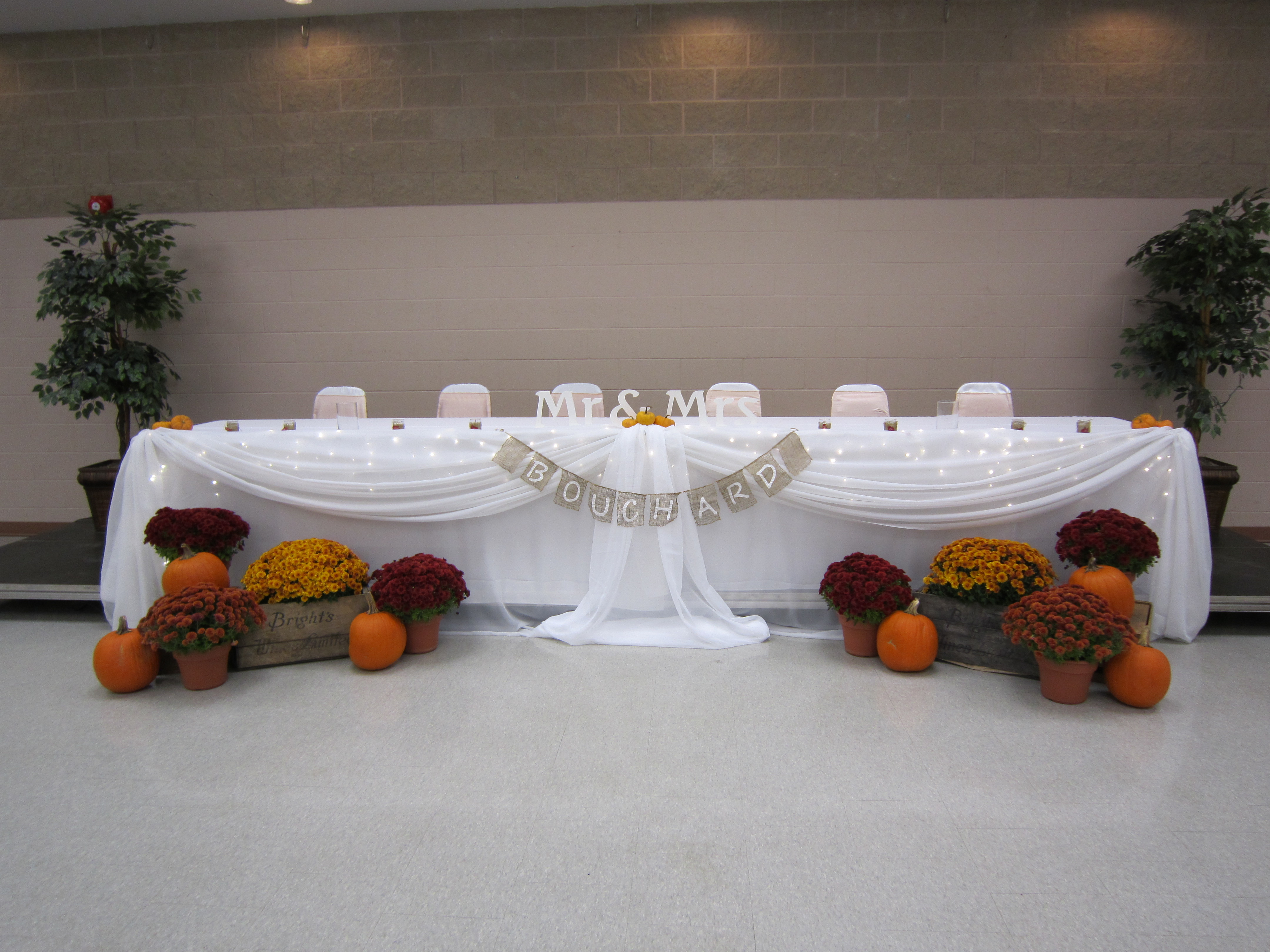 fall chair covers antique rocking styles wedding set the mood decor