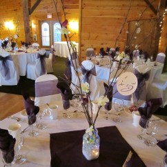 Classic Event Chair Covers Gold Spandex Head Table With Icicle Lights   Set The Mood Decor