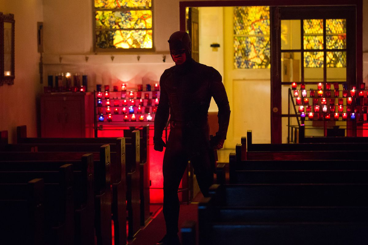 Daredevil S3 - Premiere Date and Teaser Trailer