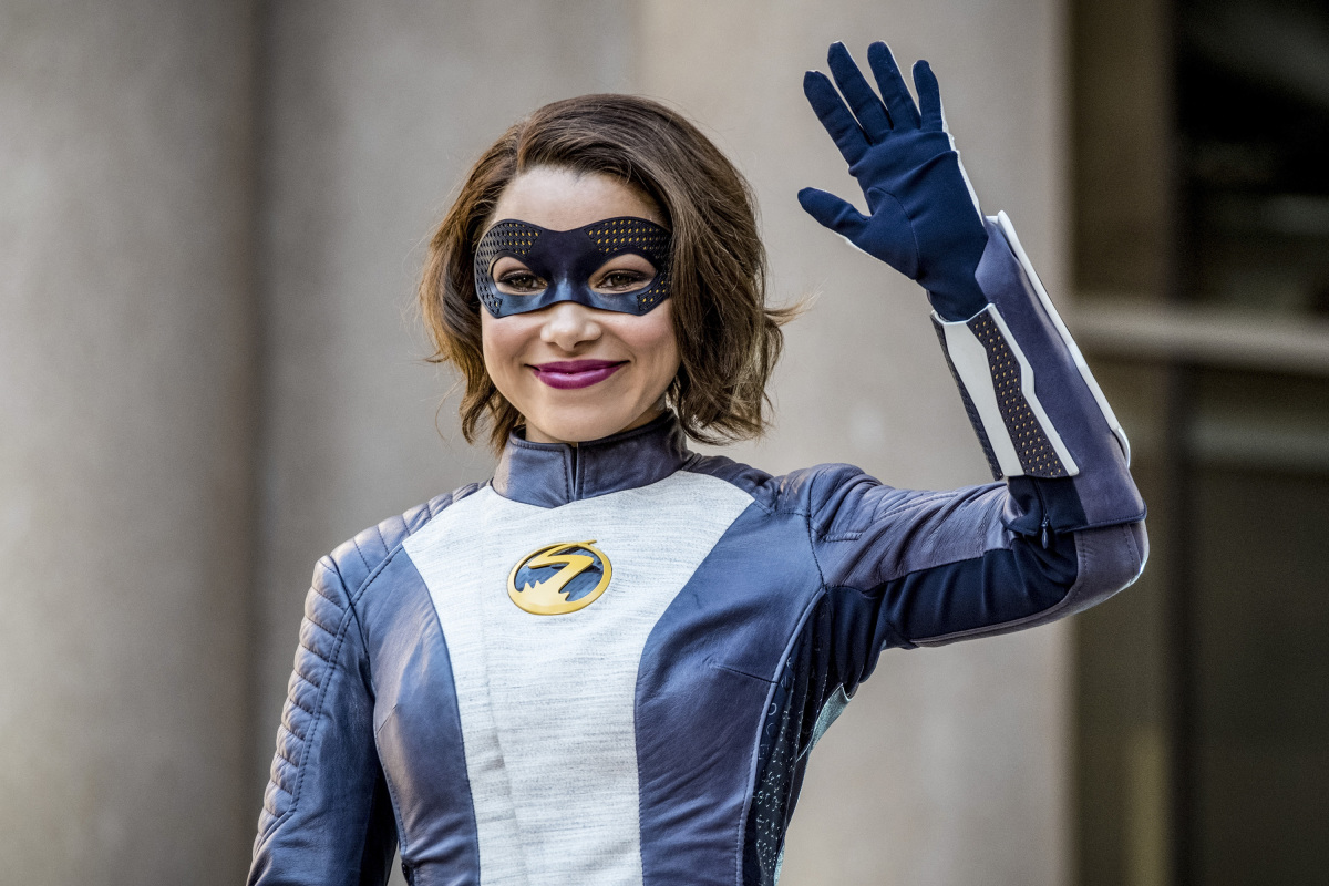 The Flash 5x01 - 'Nora' - TV Review