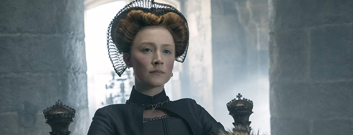 Mary Queen of Scots - Film Review