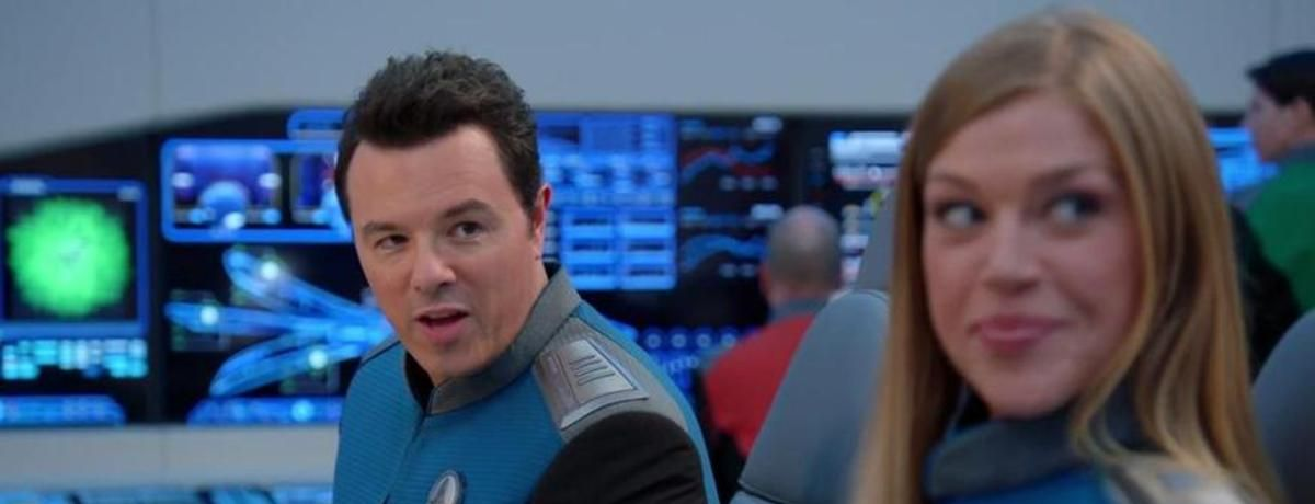 The Orville 2x05 - 'All The World Is Birthday Cake' - Review
