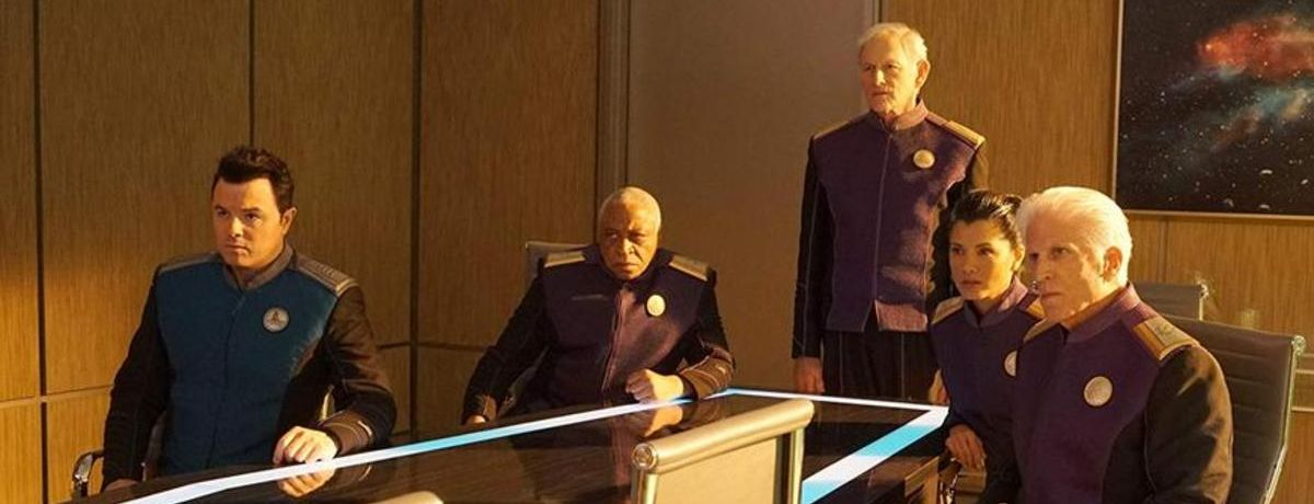 The Orville 2x12 - 'Sanctuary' - Review