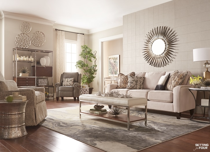 6 Decor Tips How To Create A Cozy Living Room  Setting