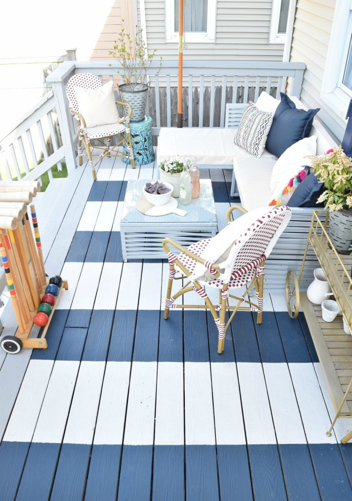 Diy Deck Decor 12 Stylish Porch, Deck And Patio Decor Ideas - Setting For