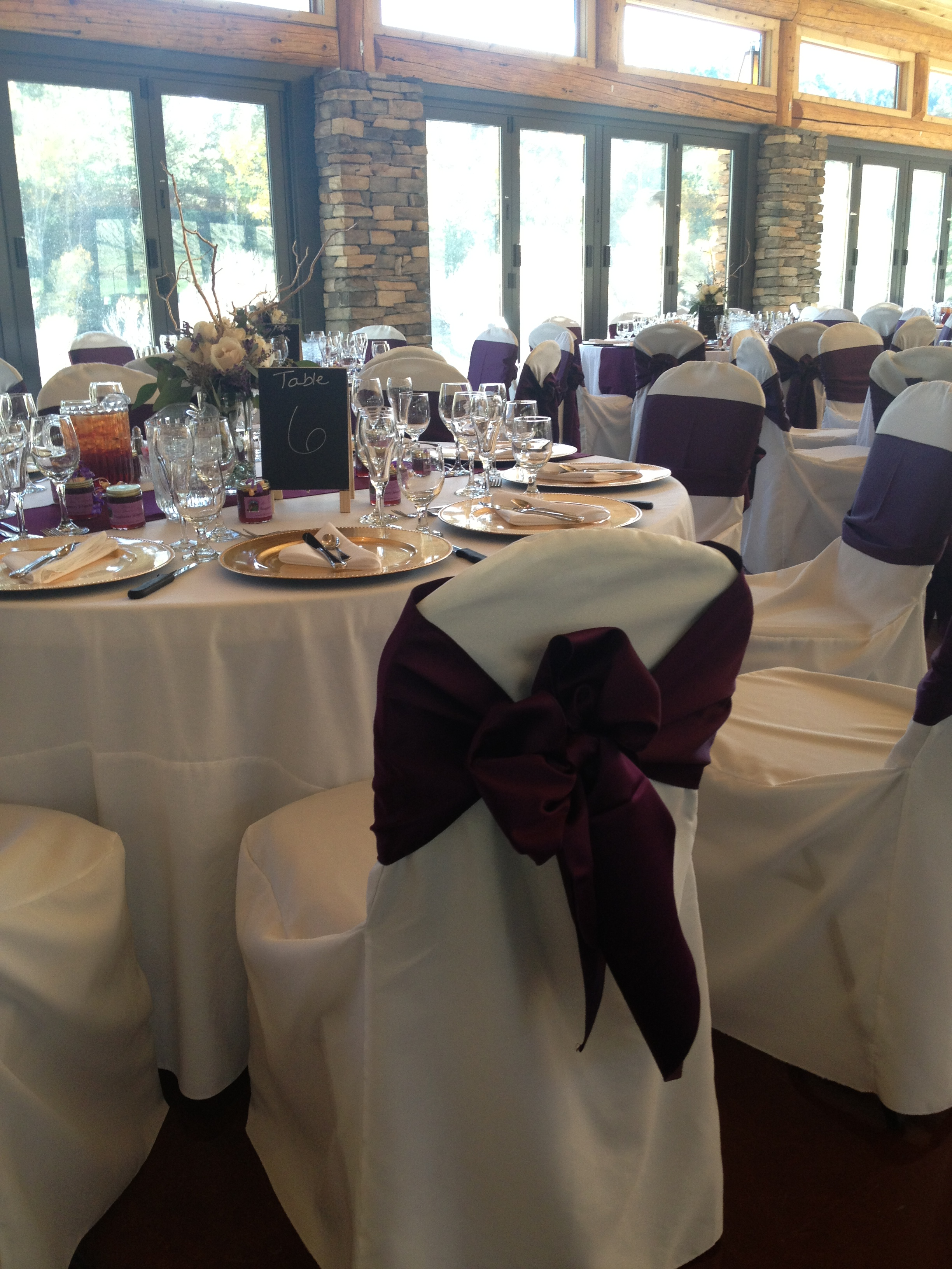 Chair Cover Rental Mt Princeton Hot Springs Settings Event Rental