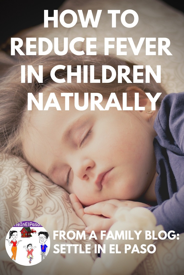 How to lower a fever — A Family Blog