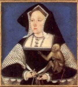 Katherine of Aragon miniature