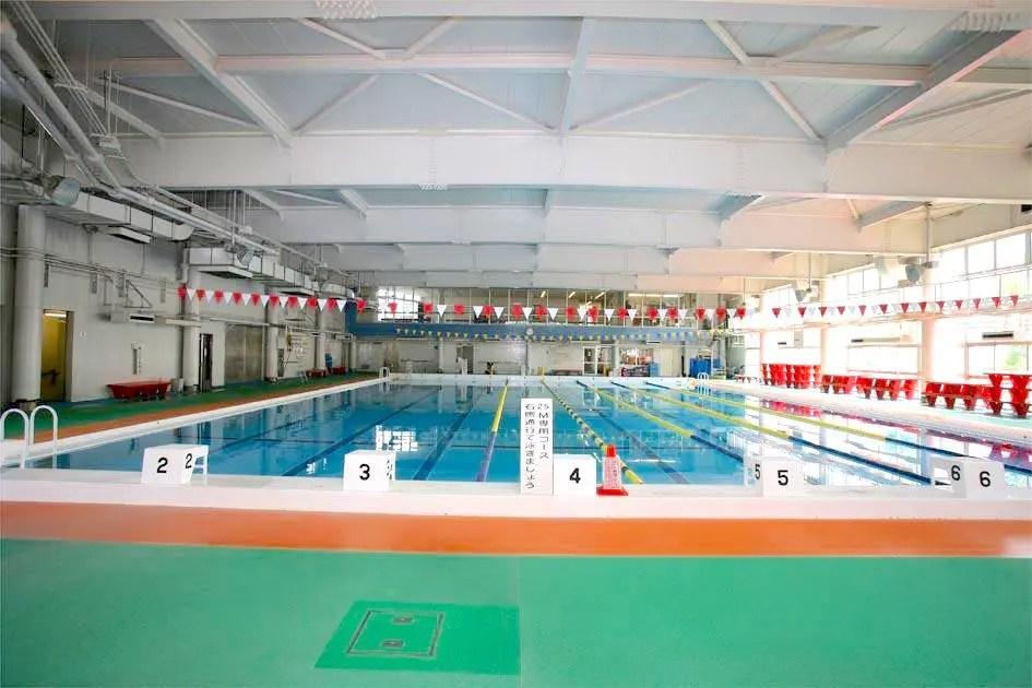 25メートル プール