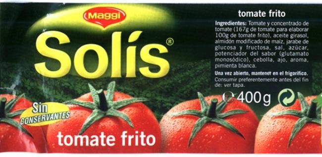Salsa de tomate saludable. Alimentos no saludables.