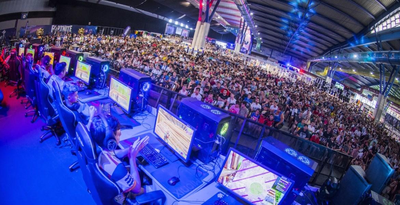 Gamepolis Festival de Videojuegos en Málaga