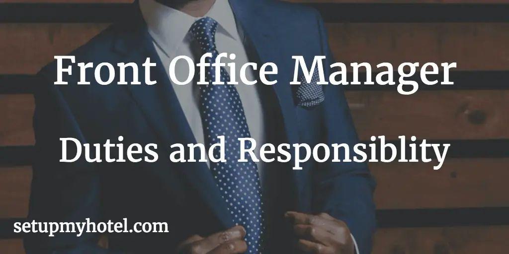 personnel director job description