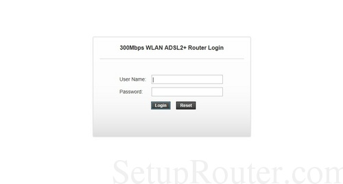 How to Login to the BaudTec RN243R4-2T2R PLDT
