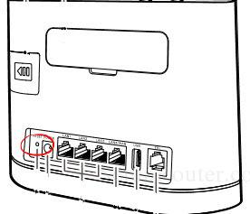 Huawei B310s-927 Reset