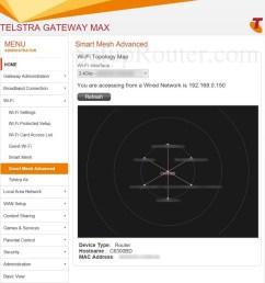 keywords on the netgear c6300bd 202 telstra smartmeshadvanced screenshot [ 1100 x 1263 Pixel ]