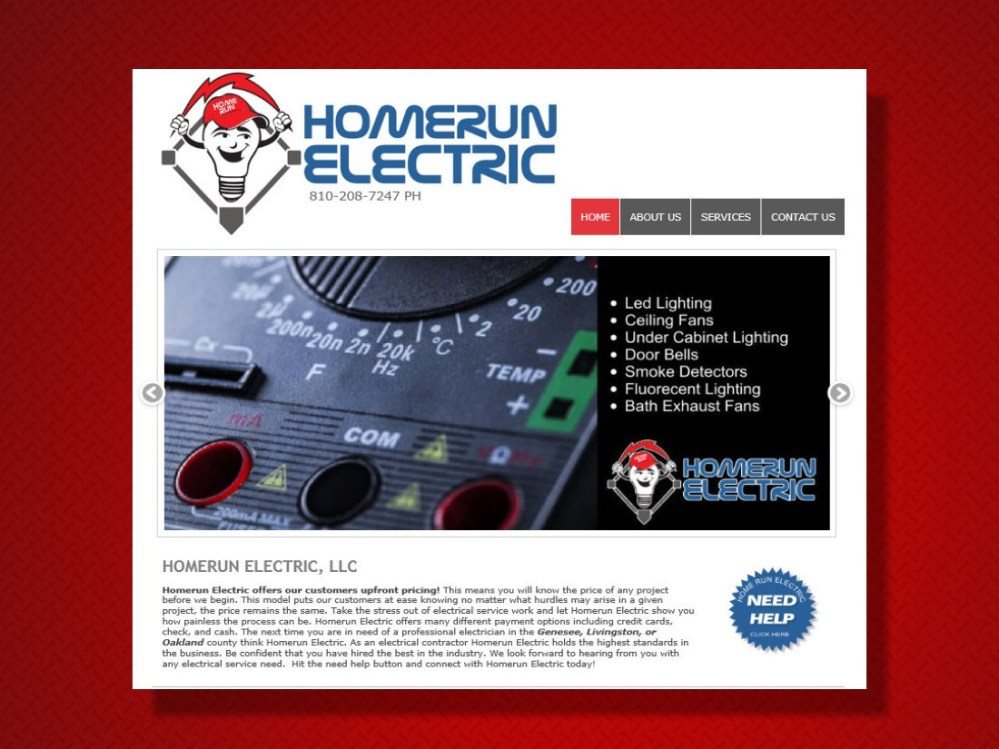 medium resolution of home run electrical contractors