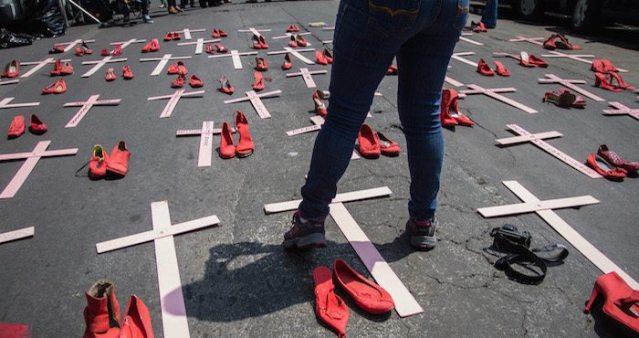 Estado de México, primer lugar nacional en feminicidios