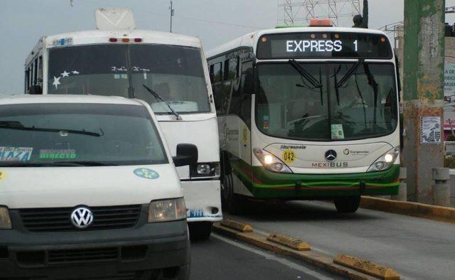 Sin verificar, 70 mil unidades de transporte público en Edomex