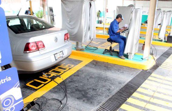 Condonan multas por no verificar en el Estado de México