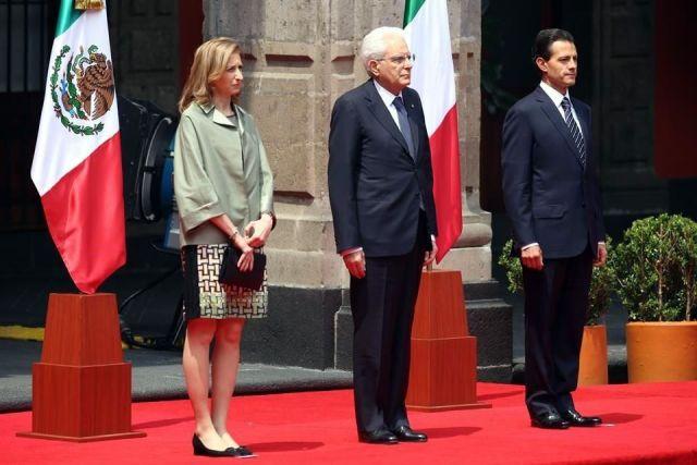 México e Italia firman tratados en energía y justicia