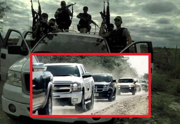 Zetas usaban autos y helicópteros del Gobierno de Moreira