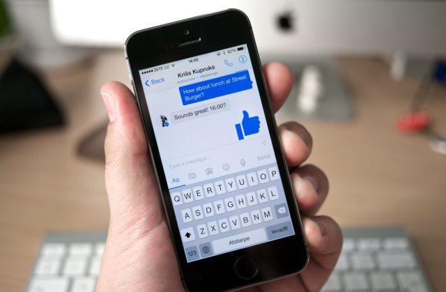 Facebook Messenger encriptará las conversaciones