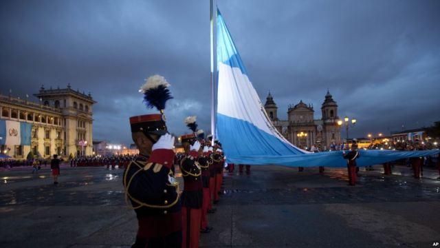 Guatemala celebra 195 años de su independencia