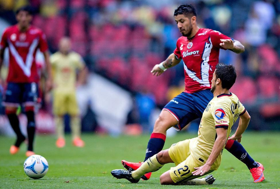 Y es así como culmina el encuentro con la victoria del América 1 Veracruz 0  y con la lesión de  Paul Aguilar