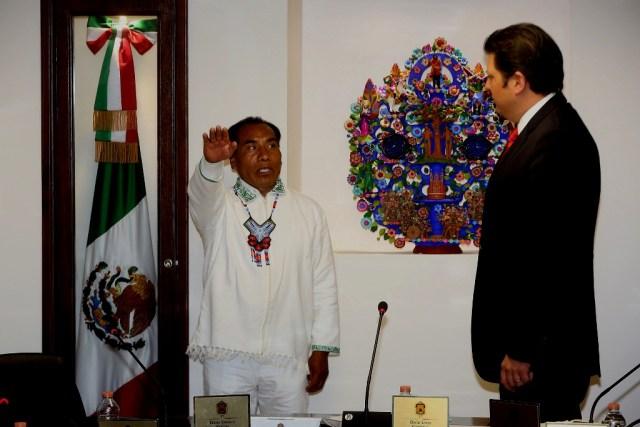 Tiene Metepec representación de comunidad indígena