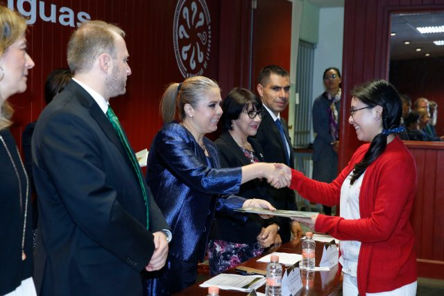 """Alumnos de la UAEM beneficiados con el programa """"Jóvenes de Excelencia Banamex"""""""