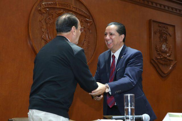 Postuló UAEM a Alejandro Solalindepara recibirel Premio Nobel de la Paz