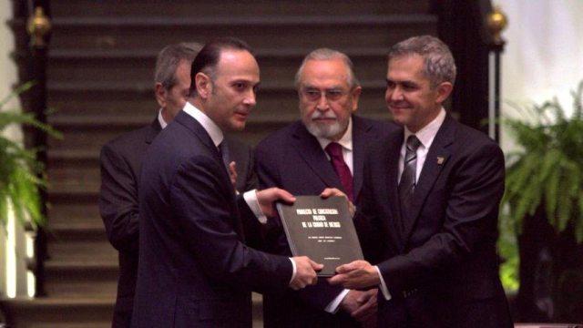 Quedo instalada la Asamblea Constituyente que redactará la Constitución de la Ciudad de México