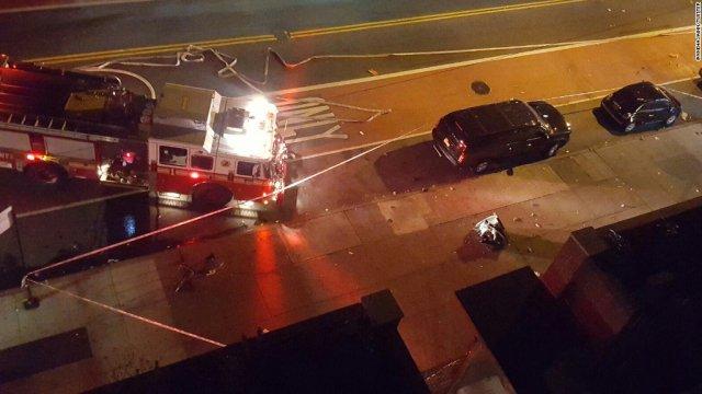 Detienen  en New York a presunto autor de las explosiones del sábado