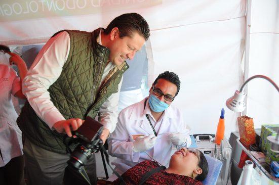 Inauguran cinco nuevos centros de salud en el Edomex