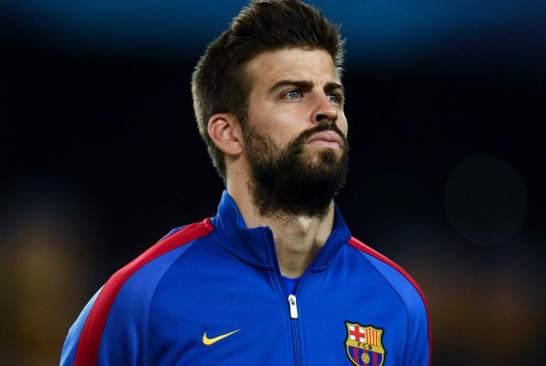 Piqué habla de dónde le gustaría jugar al salir del Barcelona