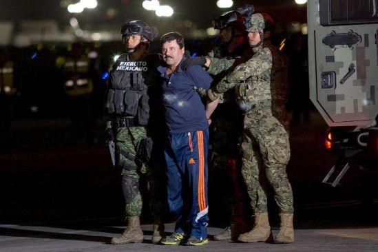 En dos semanas se resolvería extradición de 'El Chapo'