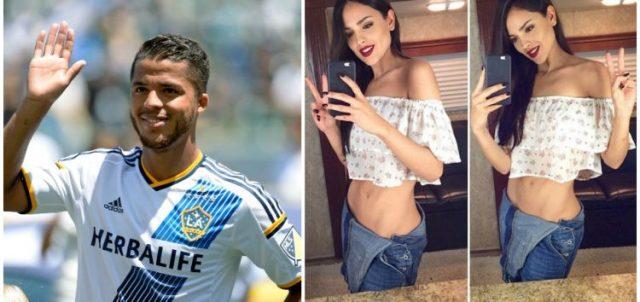 Supuesto vídeo sexual de Giovani Dos Santos y Eiza González.
