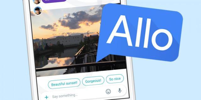 Google lanza Allo, una aplicación de mensajería