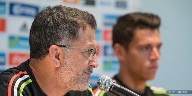 Hay factor negativo en rotaciones: Juan Carlos Osorio