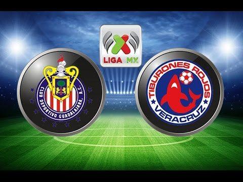 Hoy se juega Veracruz vs. Chivas